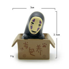 Us! Faceless Man Figure Studio Ghibli Spirited Away No Face Figurine Toy Decor