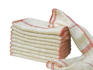 9 Pcs Floor Cleaning Cloth 100% Cotton Kitchen Home Durable Heavy Duty Lasting