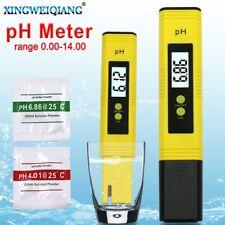 Digital LCD PH Meter Pen of Tester Accuracy 0.1 Aquarium Pool Water Wine Urine A