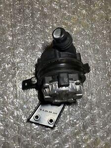 Mercedes C Class W205 Auxillary Water Pump A0005002686