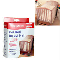 New Baby Crib Cot Insect Mosquitoes Wasps Flies Net for Infant Bed folding Crib