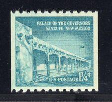 U.S. STAMP #1054A 1.25c PALACE XF-SUPERB MINT - GRADED 95