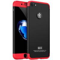 New 360° Full Body Shockproof Hybrid Hard Armor Case For Apple iPhone 6s 7 Plus