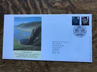 Gb First Day Cover Wales 2009 Definitives, Tallents Pmk