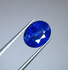 Ceylon Vivid Blue Sapphire 3.14 Ct. (00362) Clear & Good colour (Oval)