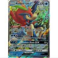 Keldeo GX 47/236 - Sun and Moon- Unified Minds- EN NM