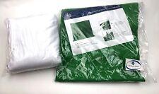 Photo Studio Green and White Muslin Backdrop Grade:Premium A+ 116'' X 58'' LS