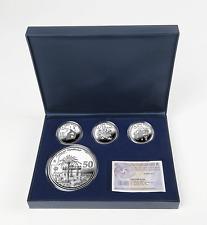 ESPAÑA 50 +10+10+10 EUROS PLATA PINTORES ESPAÑOLES JOAN MIRO 2012 PROOF