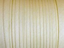 """IVORY 1/2"""" Double Fold Bias Tape EXTRA Wide Superior Quality  USA Product BTY"""