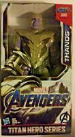 Marvel Avengers End Game (Titan Hero Series) Power FX THANOS- NEW