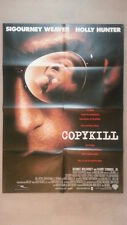 Filmplakat : Copykill ( Sigourney Weaver , H. Hunter )