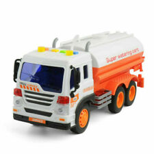 Kids Cars Friction Powered Vehicles Children Play Toy Simulated Watering Trucks