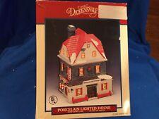 Dickensvale - Christmas Lighted Village House - Mario's Ristorante - Lemax 1993