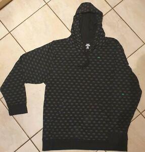 Space Invaders black official hoodie top adult unisex