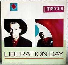 "12"" Vinyl Maxi - J. MARCUS - Liberation Day"