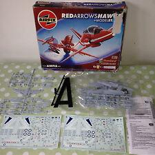 Red Arrows Hawks AIRFIX Vintage RARE 1995 1 Unopened Hawk Collectable 1:72