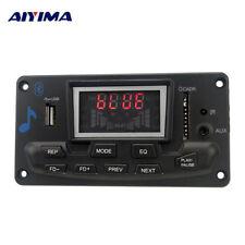 DC 12V 4.2 Bluetooth Car MP3 Decoder Audio Module APE EQ FM Spectrum Display S