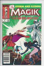 Magik 1 (8.5) NM - $.75 Canadian Variant - Early Appearance of Magik
