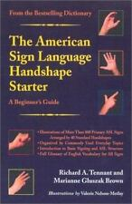 The American Sign Language Handshape Starter: A Beginner's Guide-ExLibrary