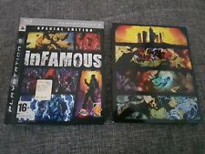 INFAMOUS SPECIAL EDITION PLAYSTATION 3 PS3 PAL ITA COMPLETE WORKING 100%