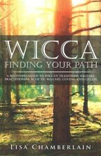 Wicca Finding Your Path : A Beginner's Guide to Wiccan Traditions, Solitary P...