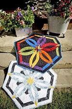 The Promise Ring: Diamond Wedding Ring Table Topper Quilt Pattern
