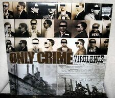 ONLY CRIME Virulence LP PUNK ROCK Hardcore DESCENDENTS Good Riddance FURY 66 AFI
