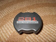 FORD 281 HIGH PERFORMANCE 4.6L EMBLEM LOGO OIL CAP FOR 1996 + VALVE COVERS NEW