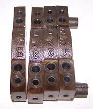 06 07 08 HYUNDAI SONATA 3.3 3.3L V6 ENGINE CRANKSHAFT MAIN BEARING RETAINERS