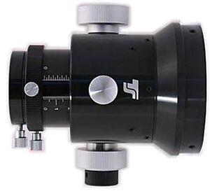 """Okularauszug 2"""" mit 1:10 z.B. für SkyWatcher, Orion Refraktor, MonorailR96"""