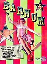 DVD: Barnum, Terry Hughes, Peter Coe (II). Acceptable Cond.: Peter Barbour, Eile