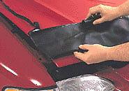 Hood Protector Brand NEW! '98-'02 Chevy Prizm Toyota Corolla LeBra # 45134-01