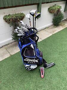 full set golf clubs mens