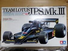 Tamiya Lotus J.P.S MkIII F1 1978 Mario Andretti Model Kit 1/12  boxed