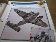 Faszination 12 USA 2 Beechcraft 18 Bombentrainer