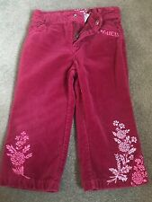 GUESS baby girls suede type pants -18m
