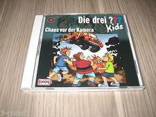 CD Die drei Fragezeichen Kids ??? 4 Chaos vor der Kamera