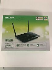 NEW TP-LINK N600 Wireless Dual Band Gigabit Router