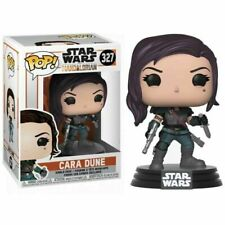 The Mandalorian CARA DUNE Funko Pop #327  Star Wars FIGURE NEW UK