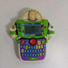 Vtech Toy Story Disney Pixar Buzz Lightyear Learn & Go Tested Works Fast Ship