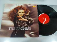 "T'Pau Tpau the Promise - LP Vinyl 12 "" 1991 UK First Press VG/VG - Siren"