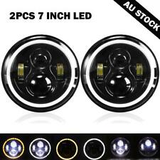 """2x7""""Headlights For Land Rover Range Rover County Classic Sport Utility 4-Door 95"""