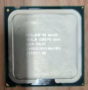 Intel Core 2 QUAD Q6600 3.40GHz Quad Core Socket LGA 775 CPU Processor