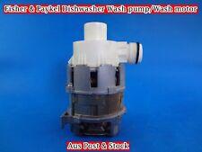 Fisher & Paykel Dishwasher Spare  Parts Washing Pump/Washing Motor (D411) Used