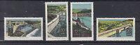Briefmarken DDR 1968 Talsperren Mi.Nr.1400-3** postfrisch