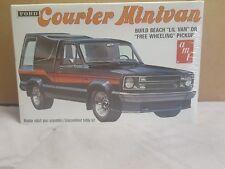 Vintage 1978 NEW AMT Ford Courier Minivan Beach Lil Van Pickup Truck Kit # 2701