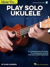 How to Play Solo Ukulele - A Comprehensive Guide to Arranging Songs 000159809