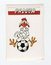 figurina CALCIO FLASH 1988 SCUDETTO PADOVA