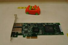 Qlogic Dual Port PCI-e Gigabit Ethernet Network Adapter IX4010402-01 A FREE SHIP