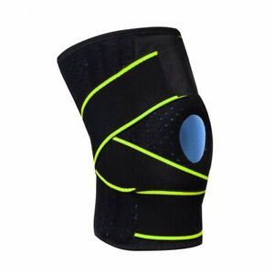 Knee Brace for Men/Women with Side Stabilizers Patella Gel Pads for Knee Support